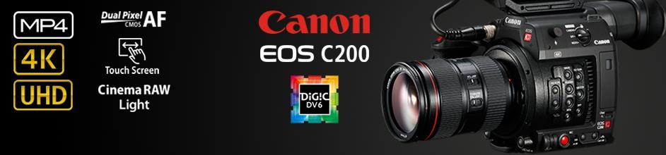 Canon EOS C200 DE EN