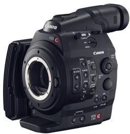Canon EOS C500 EF S35 4K Cinema Camera