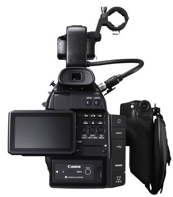 Canon EOS C100 S35 EOS Cinema Camera