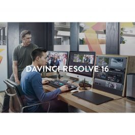 Blackmagic DaVinci Resolve 16 Studio