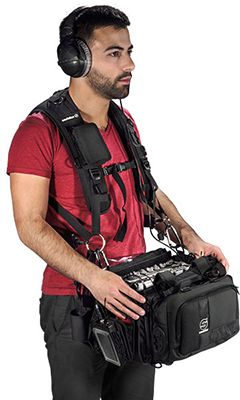 Sachtler Audio Accessories Heavy Duty Harness (SN605)