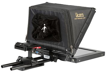 "Ikan PT1200 12"" Portable Teleprompter Kit"