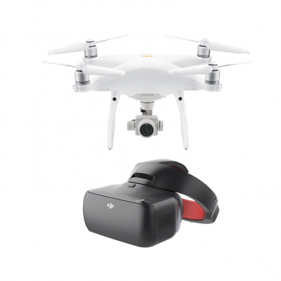 DJI Phantom 4 Pro V2.0 (EU) + DJI Goggles RE