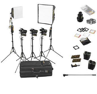 Dedolight Portable Studio 5 Light Kit Sps5