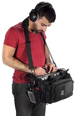 Sachtler Audio-Tasche Eargonizer–Groß (SN602)