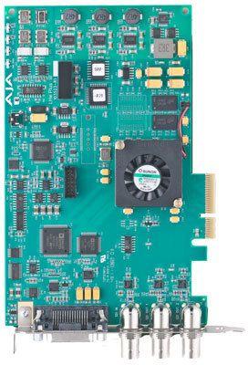 AJA KONA LHe Plus Video I/O HD/SD Karte Mac/Win PCIe
