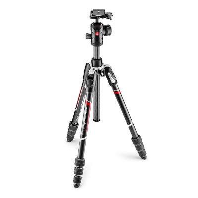 Manfrotto Befree Advanced Carbon Fiber Travel Tripod (MKBFRTC4-BH)