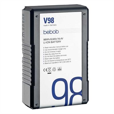 Bebob V98 Li-Ion V-Mount Akku