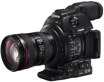 HPRC2600 for Canon EOS C100