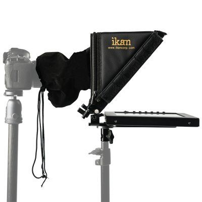 """Ikan PT1200-LS 12"""" Portable Teleprompter for Light Stand"""