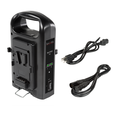 Shape V-Mount Lithium-Ion Battery Charger (V2PWC)