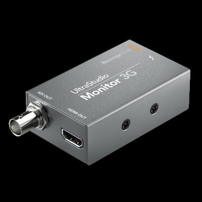 Blackmagic UltraStudio Monitor 3G (BM-BDLKULSDMBREC3G)