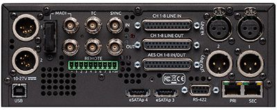 Sound Devices 970 Rekorder für 64-Spur Audio